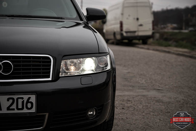 Audi A4 B6 – LAD5GL Ballast & D1S Bulb replacement – BestCarMods.com
