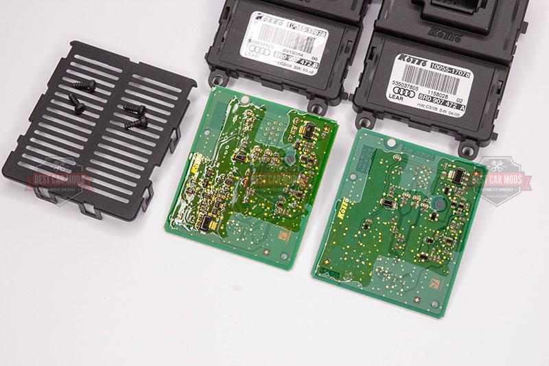 Koito LED Module comparison - 472B vs 472A - 3
