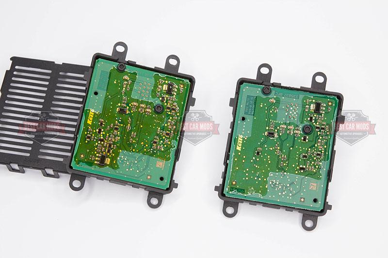Koito LED Module comparison - 472B vs 472A - 4