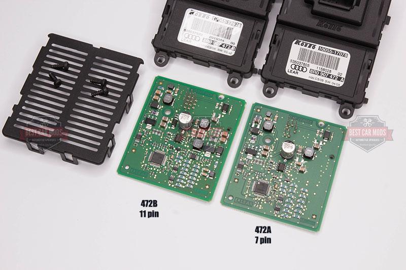 Koito LED Module comparison - 472B vs 472A - 5