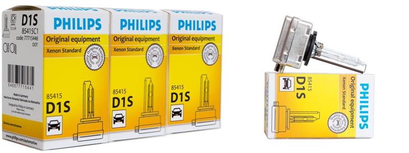 Philips-D1S-Original