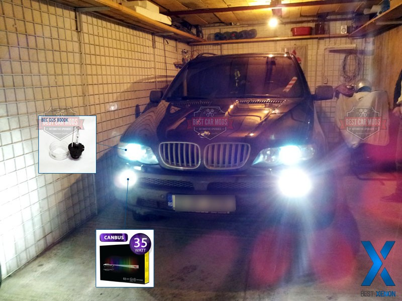 BMW X5 E53 - products