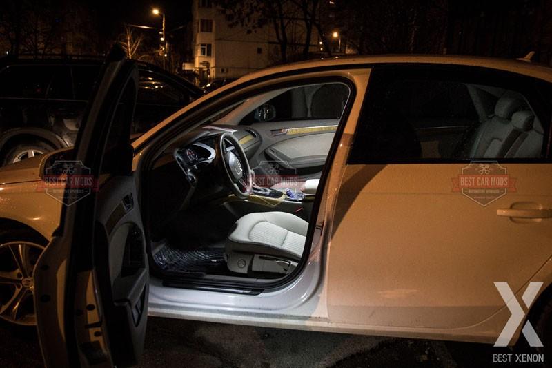 LED-Interior-Audi-A4-B8-detaliu-3