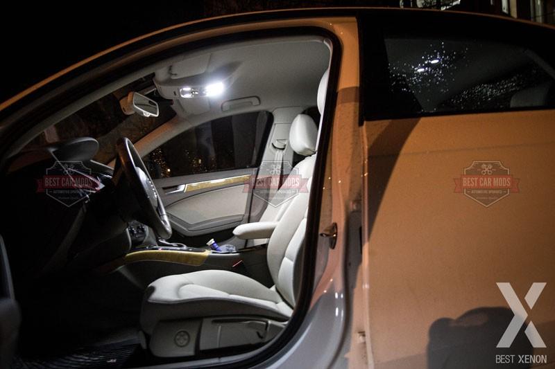 LED-Interior-Audi-A4-B8-detaliu-7
