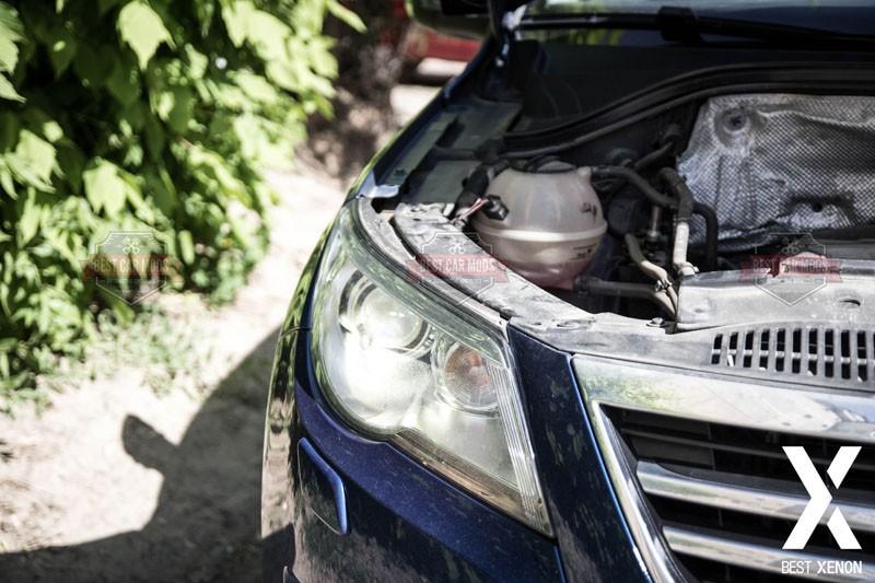VW Tiguan - Original D1S Xenon Bulb Replacement