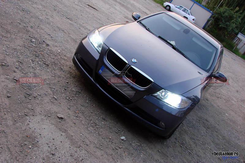 BMW 3 Series E90 – Xenon & LED – BestCarMods com