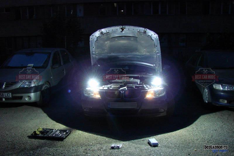 best-car-mods-bmw-e90-xenon-led
