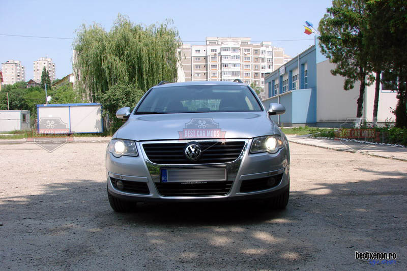 best-car-mods-vw-passat-b6-xenon-led